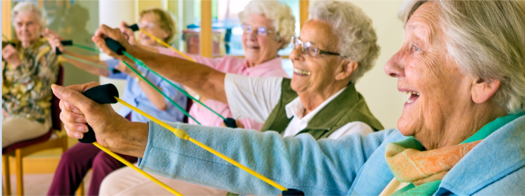 opening a care home - residents